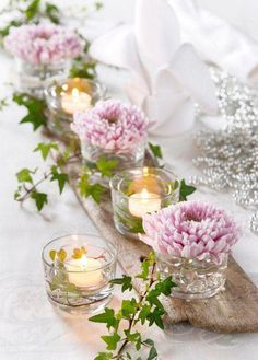 unglaublich Home's Wochenmagazin - Blumen ideen unglaublich Homes Wochenmagazin You are in the right place about wedding parties program Here we offer Wedding Table Centerpieces, Wedding Decorations, Table Decorations, Candle Centerpieces, Budget Wedding, Wedding Planning, Wedding Ideas, Deco Floral, Floating Candles