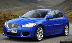 SEGREDO: Jaguar estuda lançar hatch para concorrer com BMW Série 1 e Mercedes Classe A