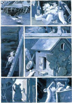 Kerascoët and Fabien Vehlmann's Jolies Ténèbres (Beautiful Darkness)