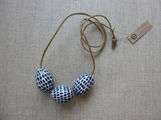 Indigo Dash Necklace