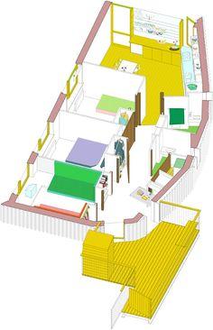 Peabody Housing - Ash Sakula