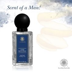 The After Shave Spray from our men's range contains sandalwood from Mysore and fresh citrus orange extracts, the perfect scent for a gentleman.