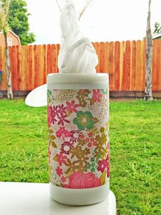Clorox Wipes Container Crafts