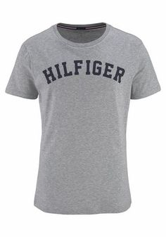 TOM TAILOR Polo Team Poloshirt mit Frontprint | OTTO Polo Rugby Shirt, Polo Team, Shirts, Tom Tailor, Cotton, Mens Tops, Fashion, Sporty Outfits, Heather Grey