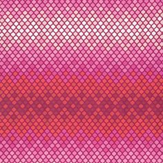 Mosaic in Magenta designed by Tula Pink for FreeSpirit Fabric as part of the Eden collection