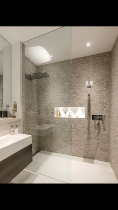Picture Collection Website small modern bathroom design Google Search Home Bathroom Pinterest Modern bathroom design Bathroom designs and Modern bathroom