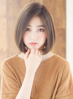 人気No.1大人可愛いボブ|髪型・ヘアスタイル・ヘアカタログ|ビューティーナビ