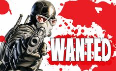 Wanted, Mark Millar