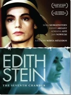 Edith Stein This DVD is available for sale in the US and Canada only. This is a moving, artistic portrayal of the life of Jewish philosopher, Catholic convert and Carmelite martyr, Edith Stein, capturing the int. Catholic Books, Catholic Saints, Roman Catholic, Catholic Answers, Religious Books, Catholic Religion, Catholic Art, Patron Saints, Hannah Arendt