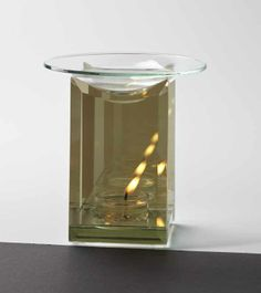 Duftlampe Lichtermeer / Diffuseur de senteurs Miroir