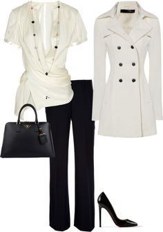 Scandal: Olivia Pope Inspired outfit