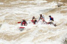 A FEW OF OUR FAVORITE THINGS…ABOUT RIVER RAFTING TRIPS – RAPIDS!