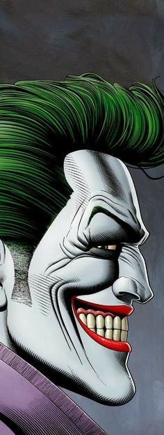 Dont turn your back on the joker...