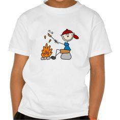 Stick Figure Cook Out T Shirt, Hoodie Sweatshirt