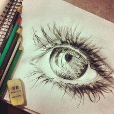 Desenho/ Drawing by Leandro Burlim