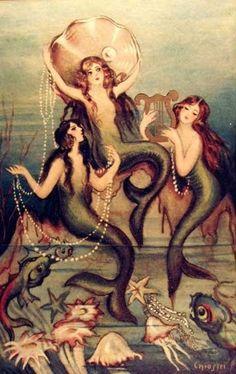 Mermaids Mais