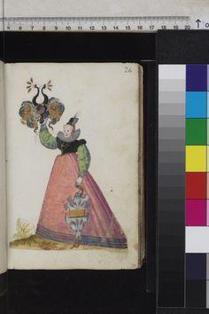 936869356_0088.jpg (1600×2400)  Christophorus Cunradus Neithart Anno Domini 1594 . - 1592-1621 Herzogin Amalie Bibliothek