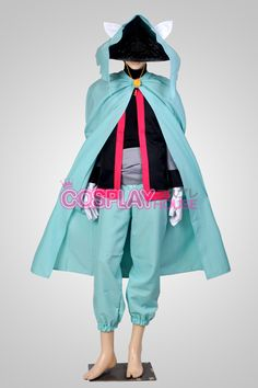 Dust: An Elysian Tail Cosplay -- Dust Cosplay Costume Version 01