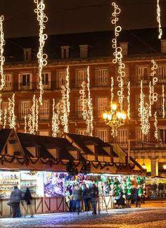 Madrid en Navidad, Spain