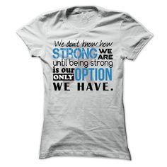 BE STRONG T-Shirts, Hoodies. ADD TO CART ==► https://www.sunfrog.com/Faith/BE-STRONG-63357285-Guys.html?id=41382