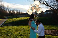 Sesión de fotos en mi embarazo