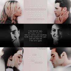 the main couples of the originals: klamille, kolvina, & haylijah. personally i'm not a huge fan of haylijah but other 2 are otps!