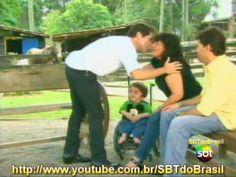 Relembre Fernandinho cantando e emocionando sua mãe no TeleTon - YouTube