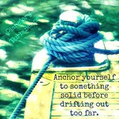 Don't drift too far...