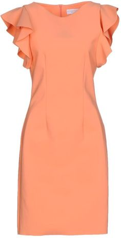 Christies À Porter Women Knee-Length Dress on YOOX. The best online selection of Knee-Length Dresses Christies À Porter. Simple Dresses, Casual Dresses, Short Dresses, Fashion Dresses, Dresses Dresses, Bridesmaid Dresses, Office Dresses, Knee Length Dresses, Dress Patterns