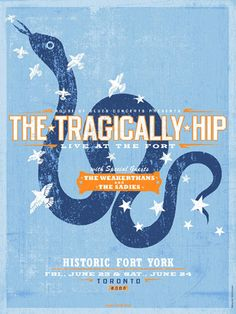 The Tragically Hip Music Posters, Cool Posters, Concert Posters, Tragically Hip Concert, Canada 150, The Black Keys, Hip Hip, Poster Pictures, Pink Floyd