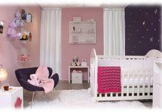 Decoração: quartos de bebê para se inspirar.