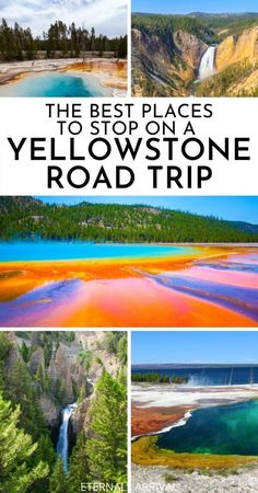 Best Hikes In Yellowstone, Yellowstone Vacation, Yellowstone National Park Tours, West Yellowstone Montana, Usa Travel Guide, Travel Usa, Texas Travel, Travel Chic, Idaho Falls
