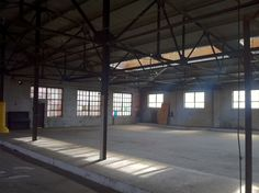 Warehouse space 6