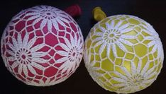 Crochet Christmas Ornaments, Christmas Crochet Patterns, Christmas Gifts, Xmas, Filet Crochet, Crochet Crafts, Knitting Projects, Snowflakes, Diy