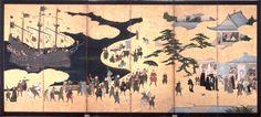 Japanese Byobu