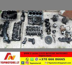 Porsche Boxster 3.2 S Piston Conrod Complete Genuine Engine Breaking Parts