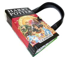 Book Purse Harry Potter and the Deathly Hallows by retrograndma, $49.99