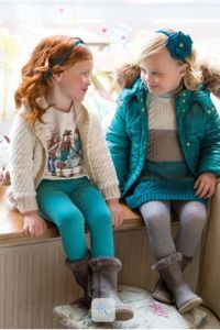 MAYORAL / MAYORAL Winter 2014/2015 / Kids Girls - Modekids