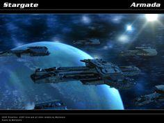 Stargate Armada Take 2 by Mallacore on DeviantArt