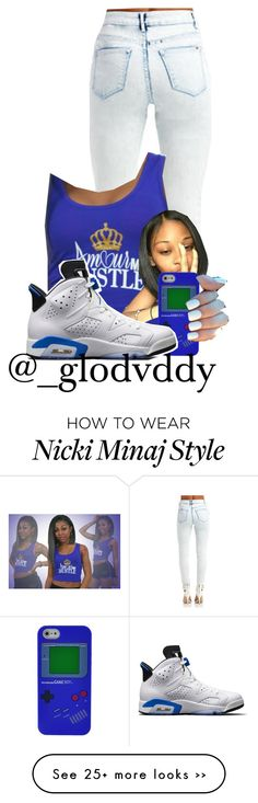 """""""You Try And Make E;m Wyle Out, I Just Make E'm Wyle Out"""" by aniahrhichkhidd on Polyvore"""