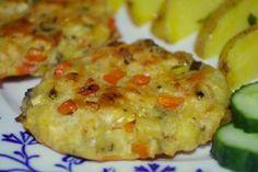 Jak připravit zeleninové karbanátky. Baked Potato, Potatoes, Baking, Breakfast, Fit, Ethnic Recipes, Bread Making, Breakfast Cafe, Patisserie