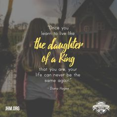 Satan will use a low self-esteem to keep you from God's will. Once you recognize the identity God has given you as His daughter, you will be able to fulfill the destiny He has for your life!   #God #Identity #Daughter #Chosen #Destiny #Blessed