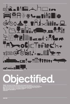 29 Objectified (2009): How much of the things we own can we consider authentic extensions of our personal narrative? #100MoviesIn2016