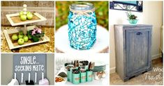 We are here with 22 DIY home decor projects & ideas that will guide you to take a maximum of these retired and useless objects for making your dwelling Diy Home Decor Easy, Diy Home Decor Projects, Diy Wall Decor, Unique Home Decor, Cheap Home Decor, Decor Crafts, Diy Crafts, Decor Ideas, Decor Room