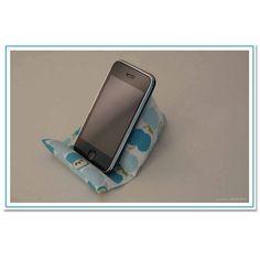 Sitzsack Tutorial für Dein Smartphone, Kreativ-FREEbook - farbenmix Online-Shop - Schnittmuster, Anleitungen zum Nähen