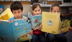 Children reading some of their favourite Margaret Mahy. Margaret Mahy, Children Reading, Storytelling, Joy, Magic, Books, Life, Livros, Libros