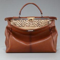 Tip: Fendi Handbag (Camel)