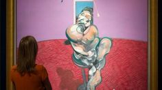 BBC News - Francis Bacon portrait of lover fetches £42m