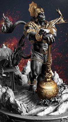 Hanuman World Magazine cover, Gaurav Kumar Hanuman Live Wallpaper, Hanuman Ji Wallpapers, Lord Shiva Hd Wallpaper, Hanuman Images Hd, Hanuman Photos, Shiva Photos, Durga Images, Ganesh Images, Ganesha Pictures
