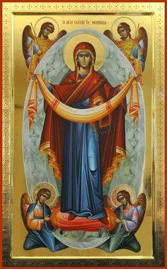 Η Αγία Σκέπη της Υπεραγίας Θεοτόκου
